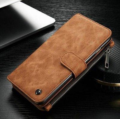 丁丁 CaseMe 三星 S6 edge 手機殼 Samsung s7 edge 手機保護皮套 多功能外殼錢包款 可拆卸