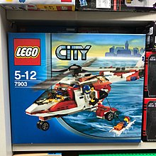 Lego 7903 Rescue Helicopter City