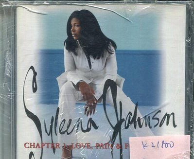 *真音樂* SYLEENA JOHNSON / CHAPTER 1 全新 K21800