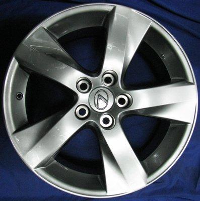 【益和輪胎】5孔114.3  18吋鋁圈 一前一後 IS250原廠鋁圈 適用TOYOTA LEXUS