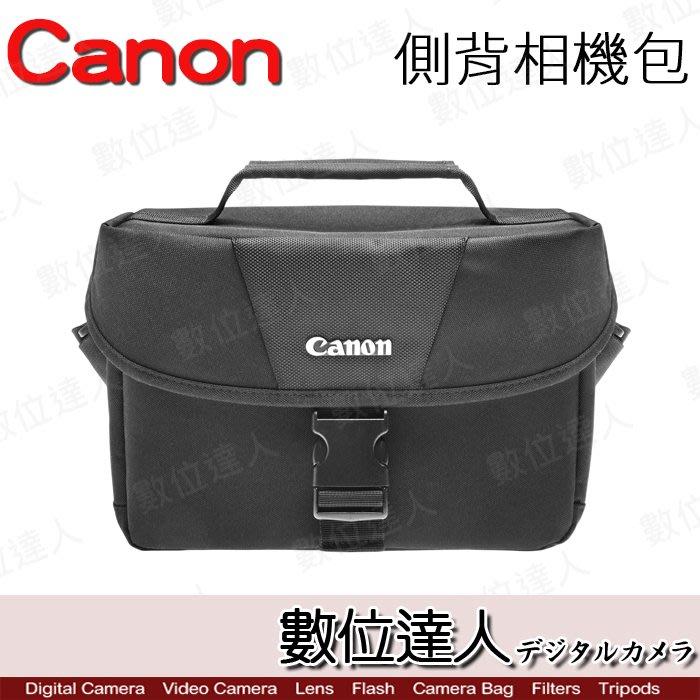 【數位達人】Canon 100ES 原廠 相機包 側背包.可裝 一機二鏡 及 配件.EOSM100 GX9 XE30