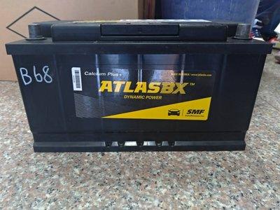 汽車電池 電瓶 60044 MF 60038 60011 12V 100AH BENZ BMW 非 VARTA AGM