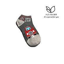 【4雙】S-SOCKs-HuTi-汽車圖樣-短襪-兒童襪專區 /小孩襪/止滑襪/短襪/棉襪/卡通襪/女襪/男襪/可愛襪