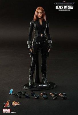 金錢貓雜貨 全新  HOT TOYS MMS239 黑寡婦 Black Widow 3.0