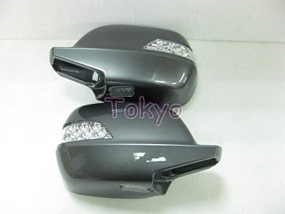 @Tokyo東京車燈部品@本田HONDA 3代 CRV 07年 LED後視鏡方向燈蓋含照地燈一組2300