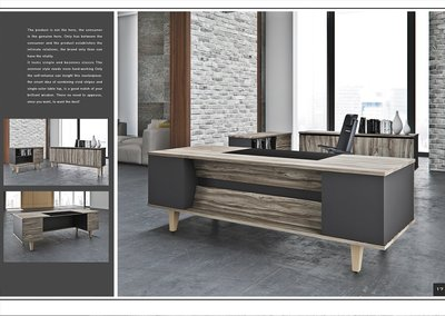 《瘋椅世界》OA辦公家具 全系列 訂製 平價 主管桌(工作站/工作桌/辦公桌/辦公室規劃)需詢問