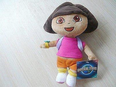 超人氣卡通朵拉DORA娃娃/愛冒險的朵拉玩偶/兒童安撫抱枕(現貨)