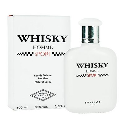 ☆MOMO小屋☆ Whisky Sport 威士忌 運動 男香 100ML