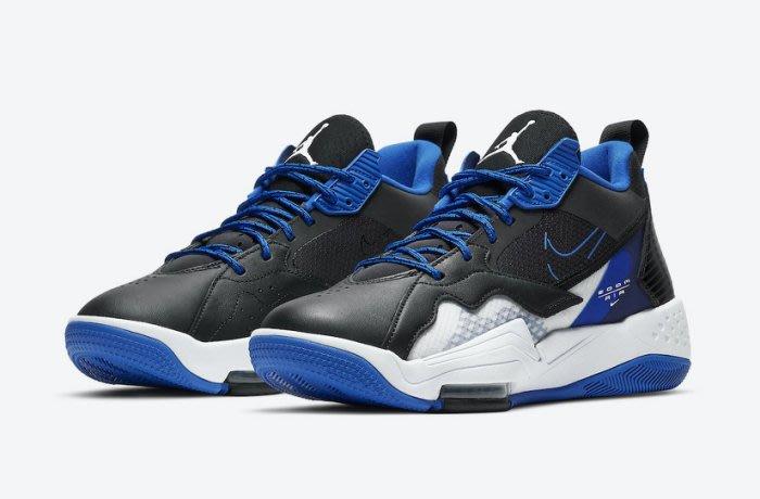[飛董] NIKE JORDAN ZOOM 92 籃球鞋 男鞋 CK9183-004 黑藍