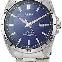 日本正版 SEIKO 精工 ALBA AQGD403 男錶 男用 手錶 日本代購