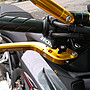 高質感3D切紋可折式煞車.離合器把手.手把.拉桿CB650F .CBR600RR.R1.R6.R3.MT.GSX等等