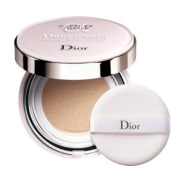 min~Christian Dior迪奧夢幻美肌氣墊粉餅 全新專櫃正貨~粉蕊15G*2+粉盒*1+粉撲*2