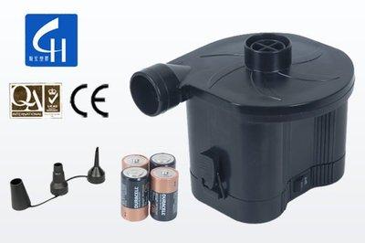 【新奇屋】JH-606 電動打氣機ELECTRIC AIR PUMP (充、放)兩用(電池款)