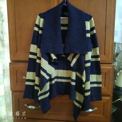 品牌毛料罩衫外套