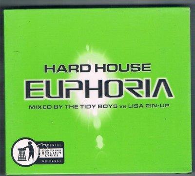 [鑫隆音樂]西洋CD-Hard House Euphoria / MIXED THE TIDY BOYS vs LISA PIN-UP [2CD]{TTVCD3177} /全新