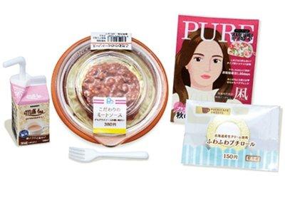 re-ment 日本 便利超商 食物 義大利麵 奶茶 點心 盒玩 食玩