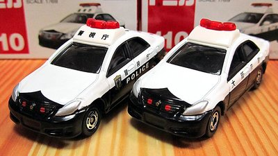 TOMICA (CITY) No.110 警視廳