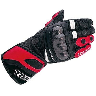 《鼎鴻》RS TAICHI NXT050 KID'S GP-ONE RACING GLOVE 兒童用賽車手套 黑紅