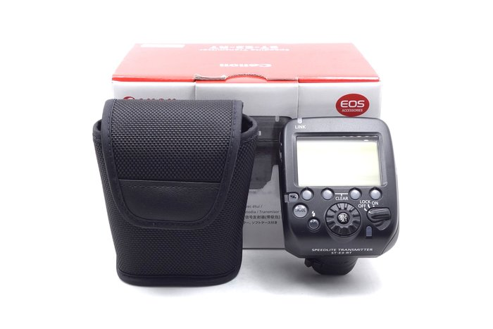 【台中青蘋果】Canon Speedlite Transmitter ST-E3-RT 無線閃燈信號發射器 #52470