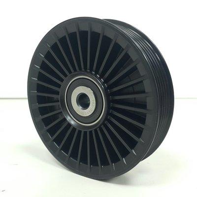 BENZ W204 M274 2012- 惰輪 皮帶惰輪 皮帶盤 輪子(方向機用) 6112340193