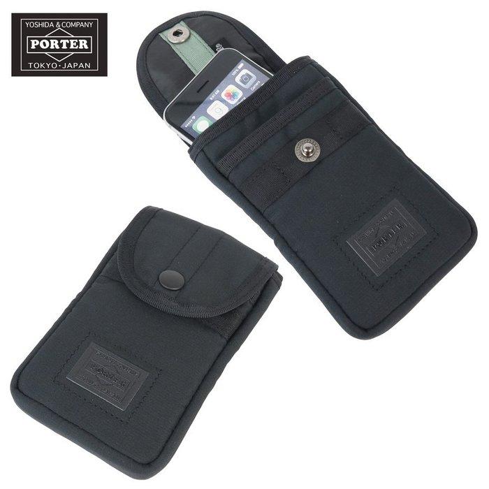 巴斯 日標PORTER屋- 預購 PORTER UNLIMITED(S) 滌綸氨綸腰掛包 手機袋 530-05438