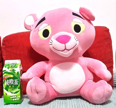 Pink Panther Large Plush Soft Doll Giant Stuffed Toys Gift