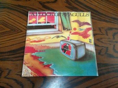 A Flock Of Seagulls – A Flock Of Seagulls