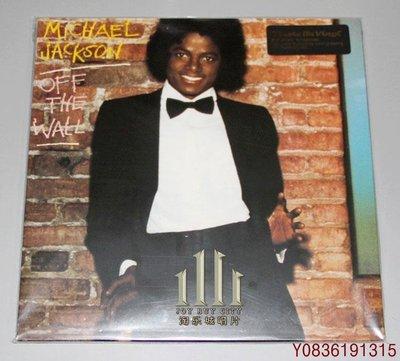 爆款CD.唱片~邁克爾杰克遜 MICHAEL JACKSON OFF THE WALL LP 黑膠唱片