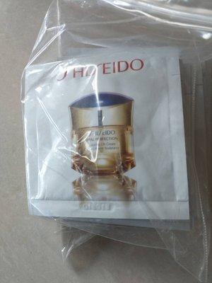 SHISEIDO資生堂 全效抗痕緊顏白金霜1.5ml 1包20元現貨剩40包效期2020/05  [3S]