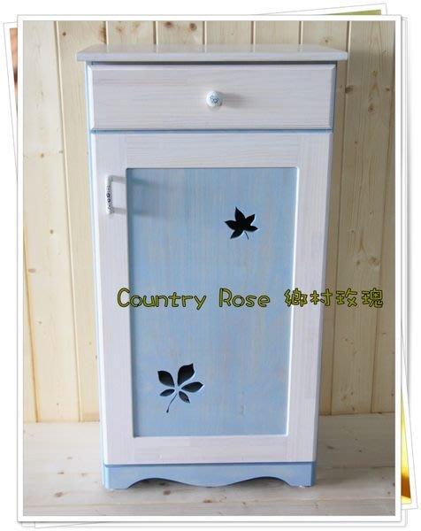 雙色 楓葉 馬靴櫃 鞋櫃 置物櫃- 木工坊 手工家具 訂製家具 鄉村玫瑰