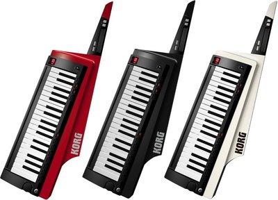 【金聲樂器】KORG KEYTAR RK-100S 肩背式 鍵盤 37鍵 合成器 AX SYNTH