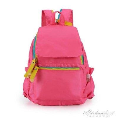小學生書包後背包男女童書包小女孩旅游幼兒園休閒兒童背包旅行