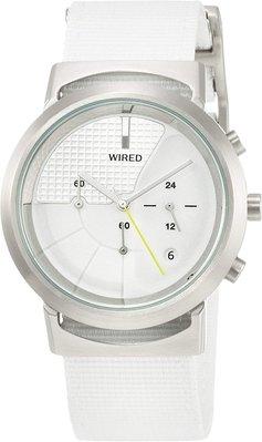 日本正版 SEIKO 精工 WIRED WW AGAT434 男錶 手錶 日本代購
