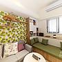 【歐雅系統家具】繽紛人生溫馨客廳 臥榻 鋁...