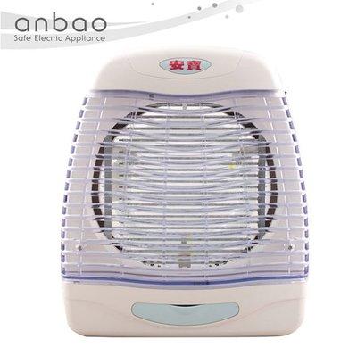 ㊣ 龍迪家 ㊣ 【Anbao安寶】 22W 電擊式直立壁掛二用捕蚊燈(AB-9601)