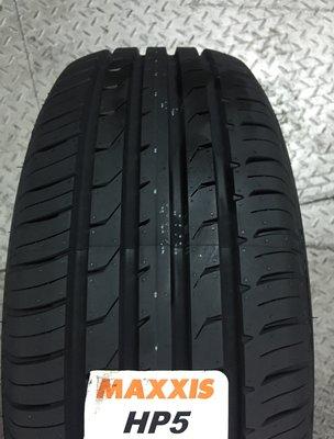 +超鑫輪胎鋁圈+  瑪吉斯 MAXXIS HP5 195/50-16 88V