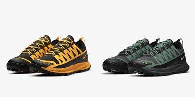【Basa Sneaker】NIKE ACG AIR NASU GORE-TEX 黑綠 黑黃