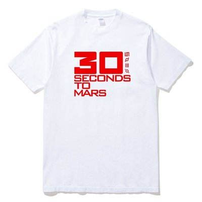 30 SECONDS TO MARS ...