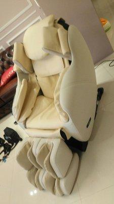 日本稻田INADA按摩椅333換台灣製造優質不脫落皮,歡迎洽詢