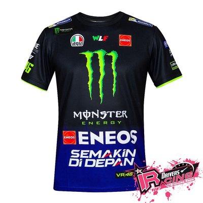 ♚賽車手的試衣間♚ VR46 Rossi Yamaha Sponsor replica T-shirt T恤 限量