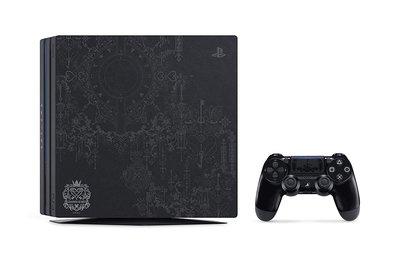 [日本代購] PS4 Pro KINGDOM HEARTS III LIMITED EDITION Amazon限定Ver. 連特典