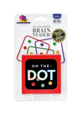 大安殿實體店面 附中文規則 On the Dot 一點都沒錯 一點也沒錯 正版益智桌上遊戲