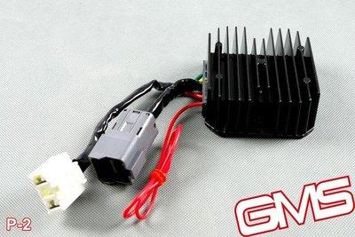 彪琥 PGO TIGRA 地瓜 三相發電強化整流器 噴射專用 對應接頭