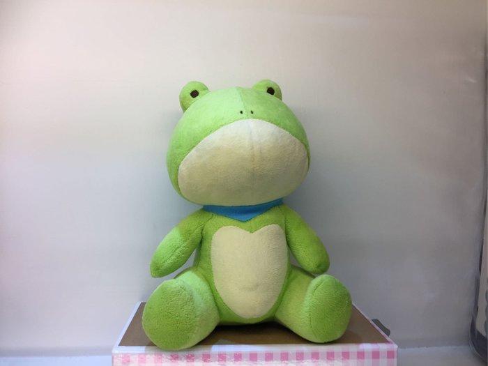 特價出清Latte cuore青蛙玩偶(日本帶回來)