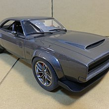 =Mr. MONK= GT SPIRIT Dodge Super Charger SEMA Concept 改裝概念車