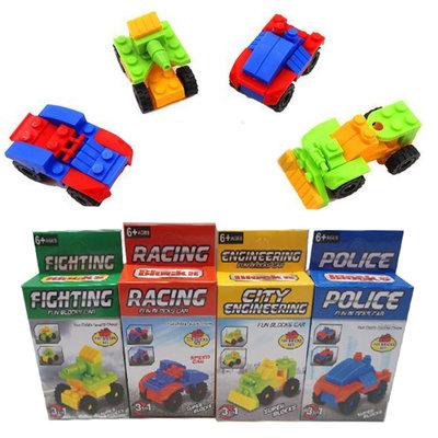 佳佳玩具 ----- 4款 積木工程車 3合1 任意變形 益智 組合 贈品 禮品 【10668-8】