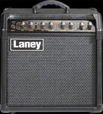 *雅典樂器世界*極品 英國大廠 Laney LINEBACKER LR20 電吉他音箱 20瓦