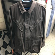 Trench coat, Italy military jacket, 軍褸,made in Japan