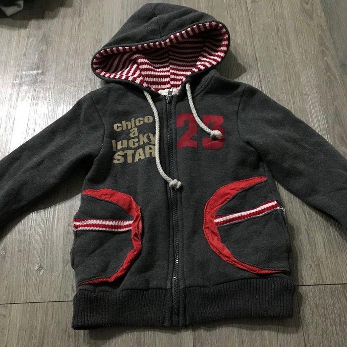 時尚保暖童外套