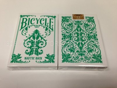 [808 MAGIC]魔術道具 BICYCLE Nautic back